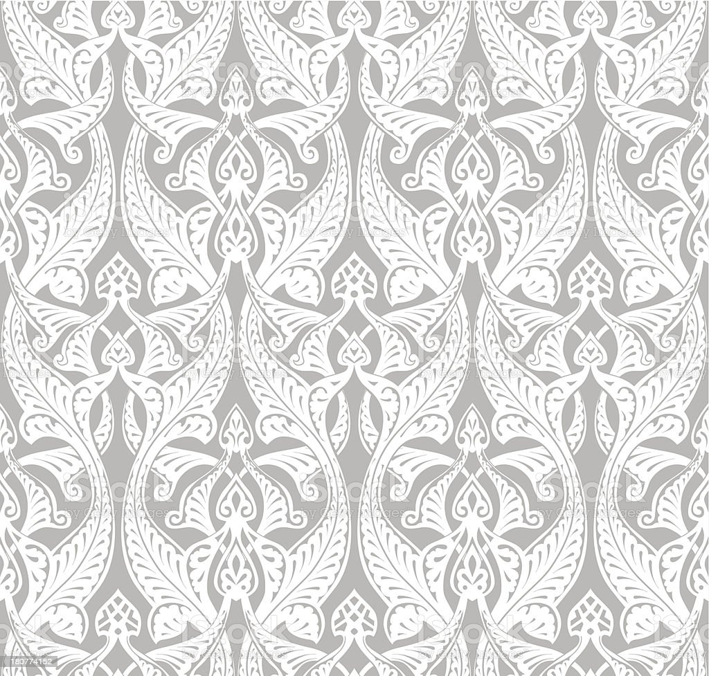Vintage Art Nouveau Background royalty-free stock vector art