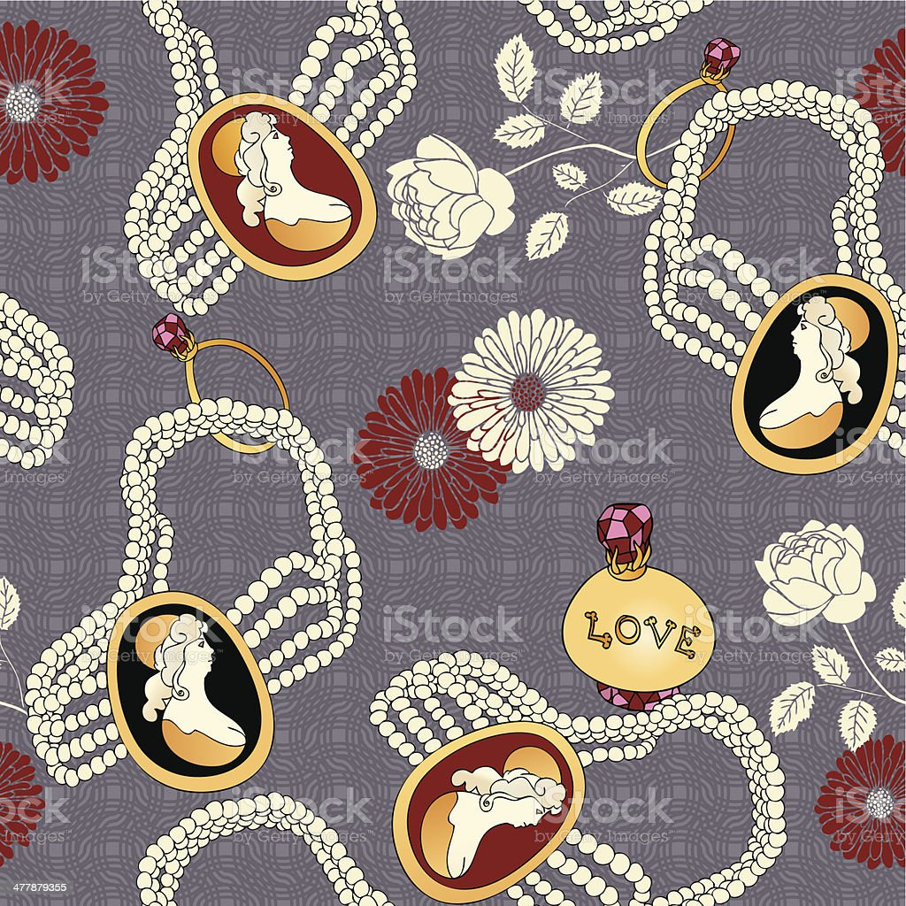 Vintage background with antique cameo royalty-free vintage background with antique cameo stock vector art & more images of adult