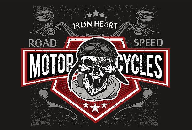 Top 60 Motorcycle Gang Clip Art, Vector Graphics and ... |Clipart Biker Gang Sign