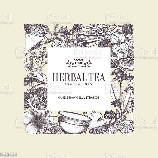 Vintage card design with hand drawn tea sketch vector id534485502?b=1&k=6&m=534485502&s=612x612&h=1apy70nuh3iwcsyanhmj5soxoynh5djodtpcfmsmqby=