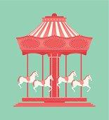 Vintage Carousel