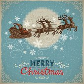 Hand drawn Christmas background.EPS 10 file contains transparencies.Please take a look at other work of mine linked below.