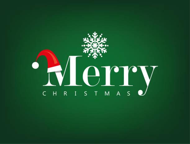 Vintage christmas card, Merry christmas lettering Vintage christmas card, Merry christmas lettering australian christmas stock illustrations