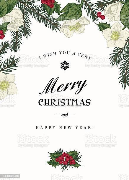 Vintage christmas greeting card vector id614338936?b=1&k=6&m=614338936&s=612x612&h=cigozbhv0rek5dlidhn9ez7ywkfee8rxux3 gyo65do=