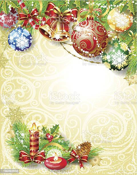 Immagini Vintage Natale.Modello Vintage Natale Immagini Vettoriali Stock E Altre Immagini Di Abete Istock