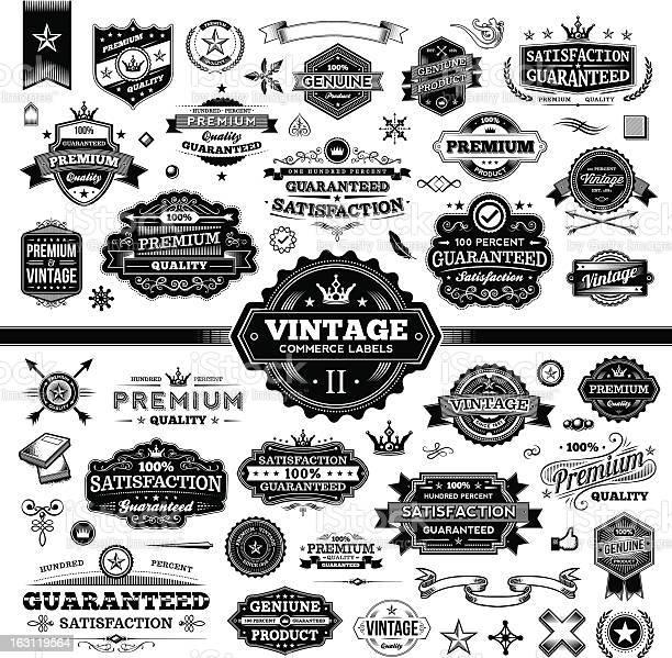Vintage commerce labels complete set 2 vector id163119564?b=1&k=6&m=163119564&s=612x612&h=aq2qg x3a7smkmqkwr6tcq9o9tr5ebro  fiue2nwoy=