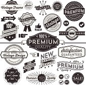 istock Vintage Copyspace Design Elements 483344555