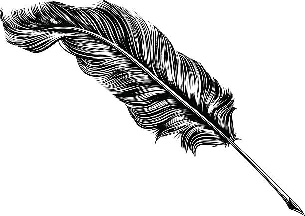 Best Quill Pen Illustrations, Royalty-Free Vector Graphics & Clip Art - iStock