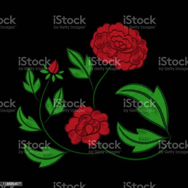 Vintage floral embroidery pattern vector red peony flower stitch vector id1188364571?b=1&k=6&m=1188364571&s=612x612&h=yuxs89 yigdlhj scolukaueejsxvonbxhsiu8ummza=