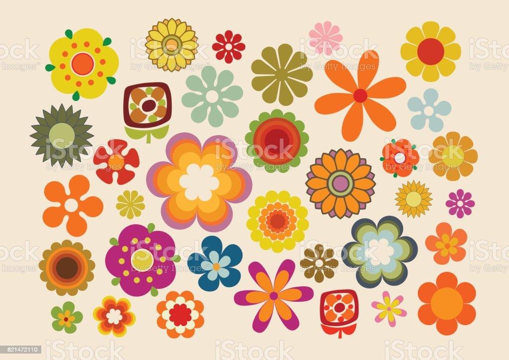 Vintage Flowers 2