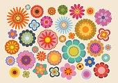 Vintage Flowers 4