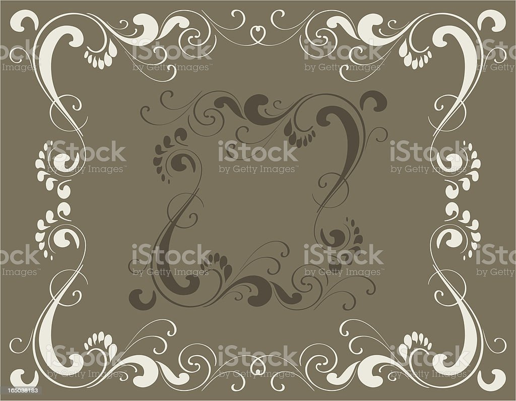 Vintage frame royalty-free vintage frame stock vector art & more images of antique