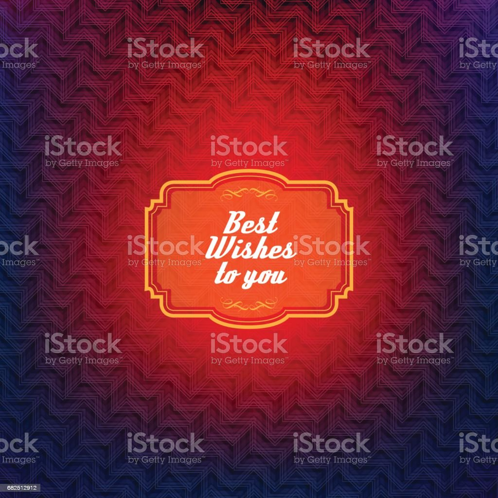 Vintage frame with blue and red color pattern background royalty-free vintage frame with blue and red color pattern background stock vector art & more images of antique