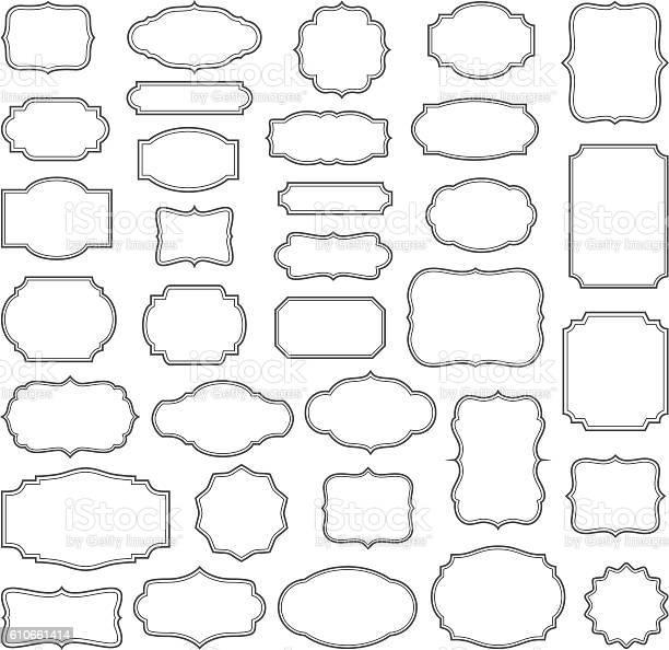 Vintage frames set vector id610661414?b=1&k=6&m=610661414&s=612x612&h=ejag1oqkgvvj9hgeqhbgf4 ej1vzeh gqmfnkwy tli=