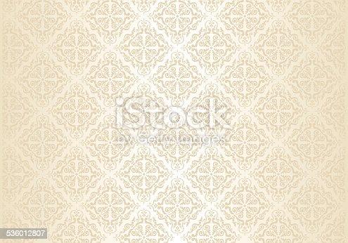vintage gold hintergrund hochzeit muster vektor illustration 536012807 istock. Black Bedroom Furniture Sets. Home Design Ideas