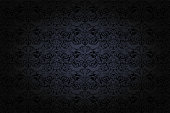 istock vintage Gothic background in dark grey and black 1000997068