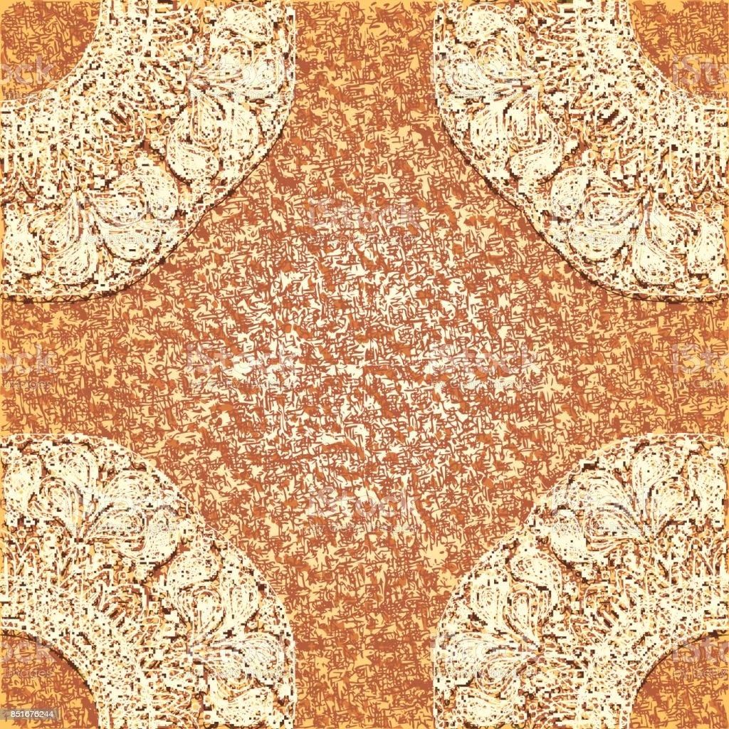 c409a5d8a3f892 Vintage Begroeting Of Uitnodiging Kaart Lace Kleedje Op Een ...