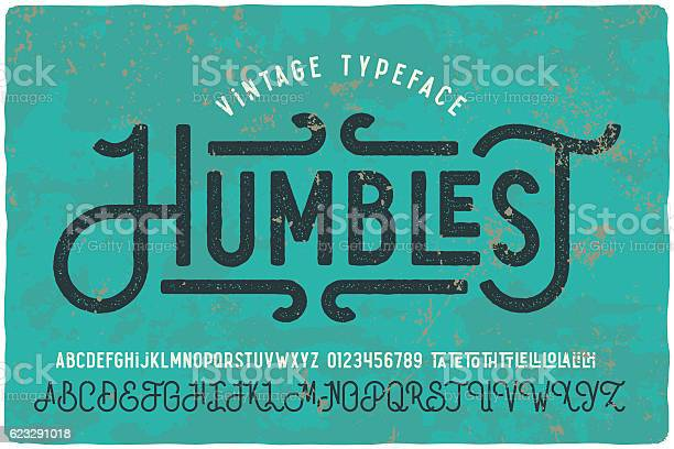 Vintage grunge font with dirty noise texture vector id623291018?b=1&k=6&m=623291018&s=612x612&h=qicscs1nqzb6z8l5xqcxwwlzhdqgul2w9ljikt8vrro=
