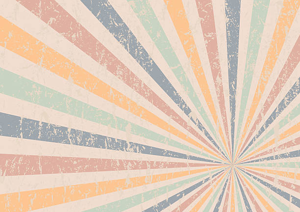 vintage grunge retro background - 1960s style stock illustrations, clip art, cartoons, & icons