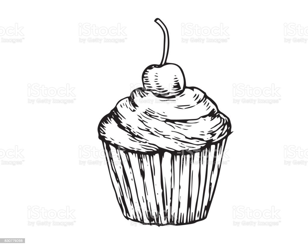 cupcake backgrounds | Vintage Cupcake Clipart | Cupcake clipart, Vintage  cupcake, Clip art