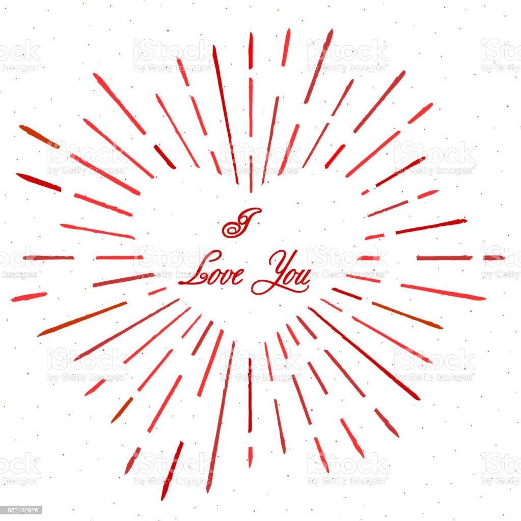 Dich ich feuerwerk liebe Ich liebe