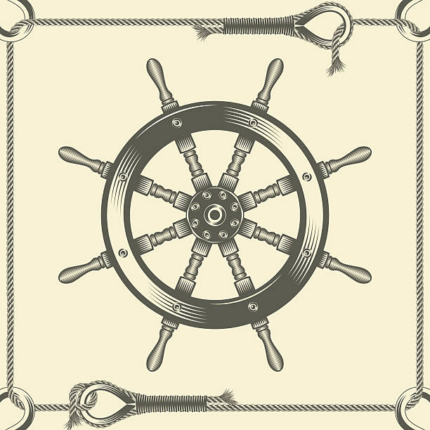 Crane Wheel Clip Art : Rigging clip art vector images illustrations istock