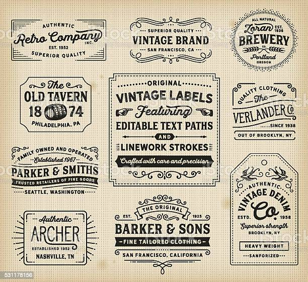 Vintage labels and signs vector id531178156?b=1&k=6&m=531178156&s=612x612&h=yofs7kcenfhvz8b9dj 1v2a ix0sp6u6n9jv yyvs1a=
