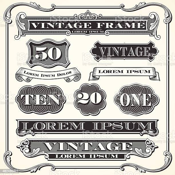 Vintage labels frames and ornaments vector id482455411?b=1&k=6&m=482455411&s=612x612&h=yv7qq3vyxocvwvhwo0iti 7zs5mmn6ivtcr33umau9a=