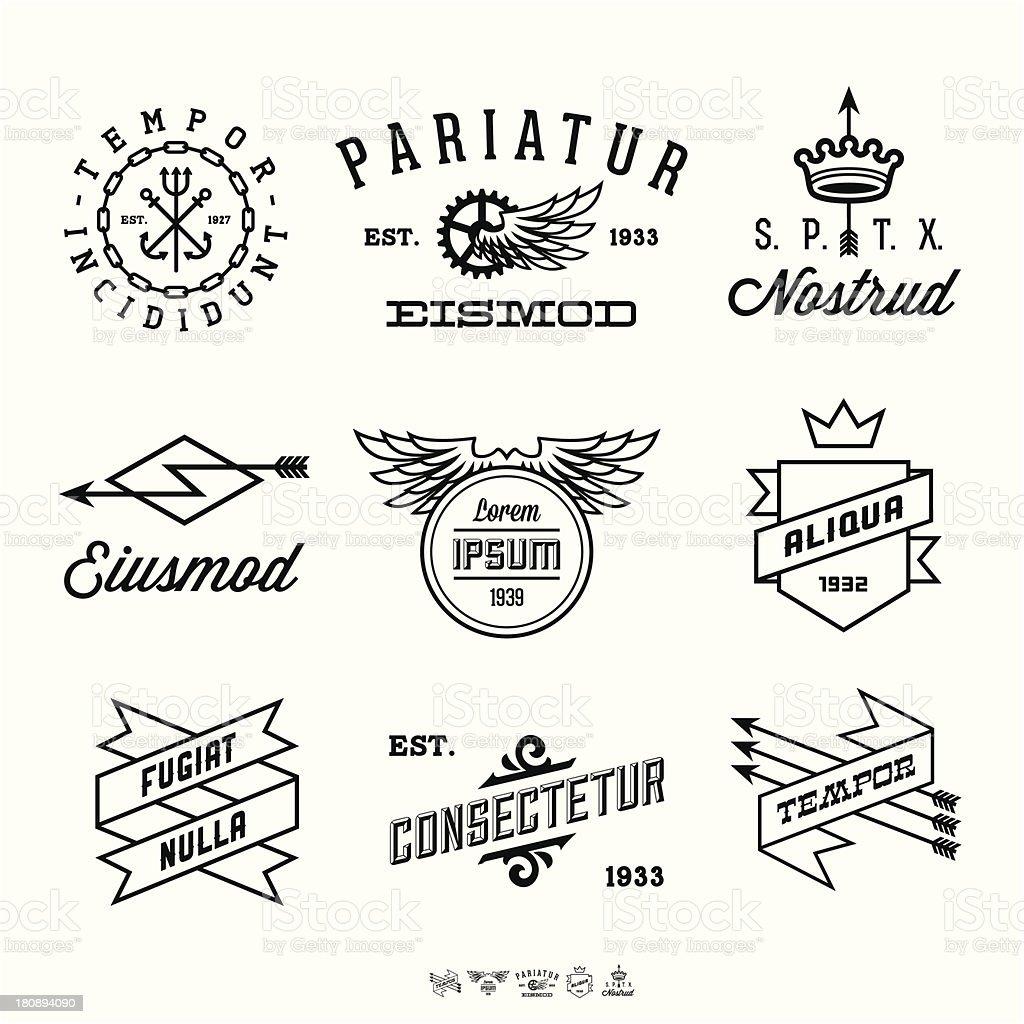 vintage labels royalty-free vintage labels stock vector art & more images of 1930-1939