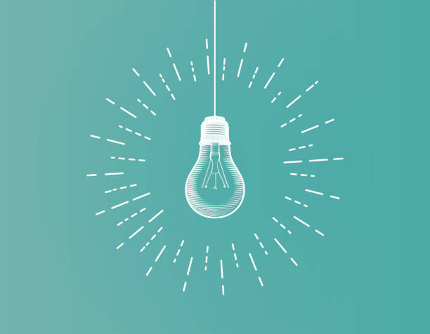 Best Light Bulb Illustrations, Royalty-Free Vector