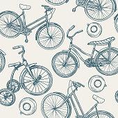 Nurse Doctor Pattern Healthcare Handlebar Bike Bell