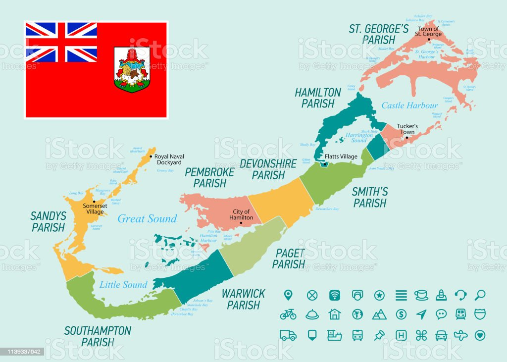 Vintage Map Of Bermuda Vector Illustration Stock ... on south america map, italy map, sudan map, cook islands map, atlantic ocean map, greenland map, ethiopia map, egypt map, angola map, rwanda map, western hemisphere map, algeria map, mozambique map, malawi map, lesotho map, niger map, namibia map, turks and caicos map, morocco map, senegal map, jamaica map, eritrea map, puerto rico map, caribbean map, libya map, madagascar map, brunei map, gibraltar map, mediterranean map, monaco map, ghana map, kenya map, virgin islands map, tunisia map, st. martin map, west indies map, central america map, north america map, zimbabwe map, navassa island map,