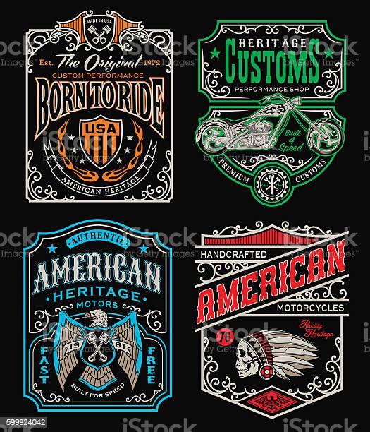 Vintage motorcycle tshirt graphic set vector id599924042?b=1&k=6&m=599924042&s=612x612&h=jlwr62s7al4thf5slthtb1a3cryh2z1bd253tfcbpg0=