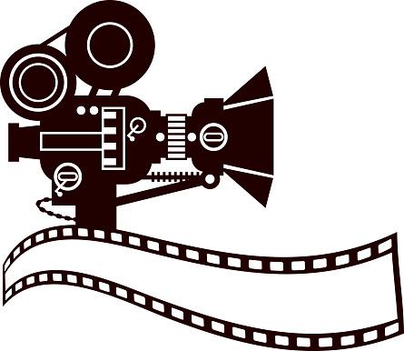 Video Camera Clip Art Free Vector Download It Now