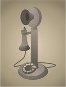 Vintage Phone / Antique Old Telephone