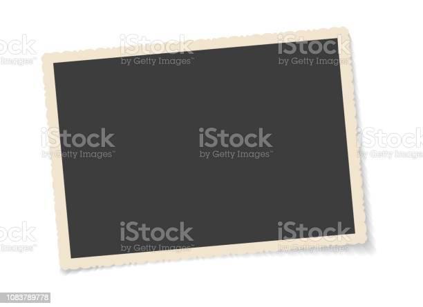 Vintage photo frame vector id1083789778?b=1&k=6&m=1083789778&s=612x612&h=jofunnef62hfbsatzfdlasbeehqxrm7duna9imlrsam=