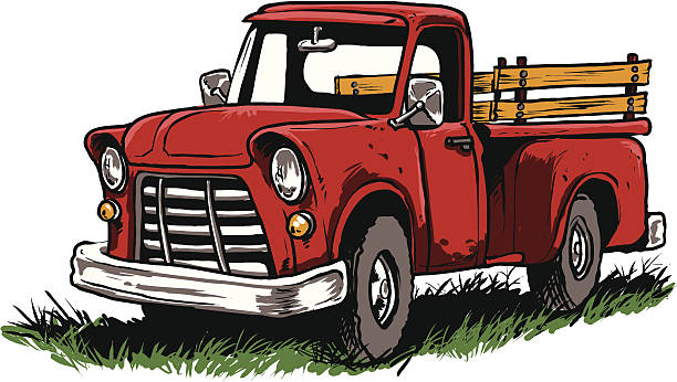 Royalty Free Truck Tailgate Clip Art, Vector Images ...