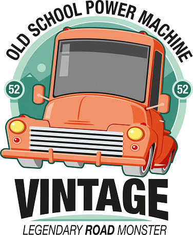Vintage pick-up
