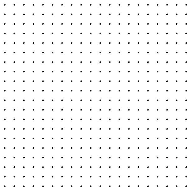 Vintage Polka Dot Pattern Cute black and white seamless pattern with trendy ink polka dots. Abstract vector background. small stock illustrations