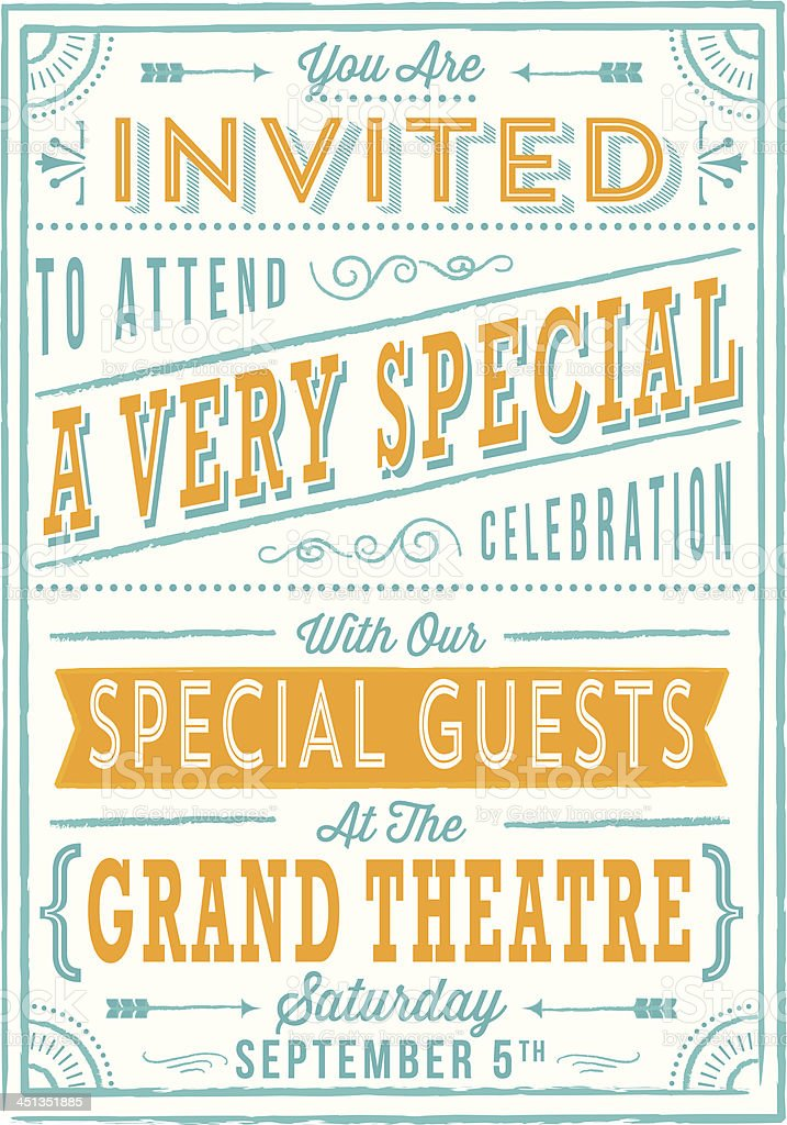 Vintage Poster royalty-free vintage poster stock vector art & more images of announcement message