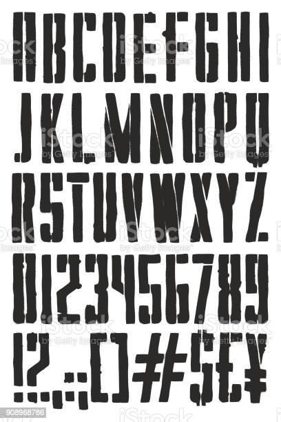 Stencil Free Vector Art 6 049 Free Downloads