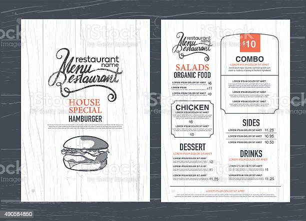 Restaurant Menu Free Vector Art 9 354 Free Downloads