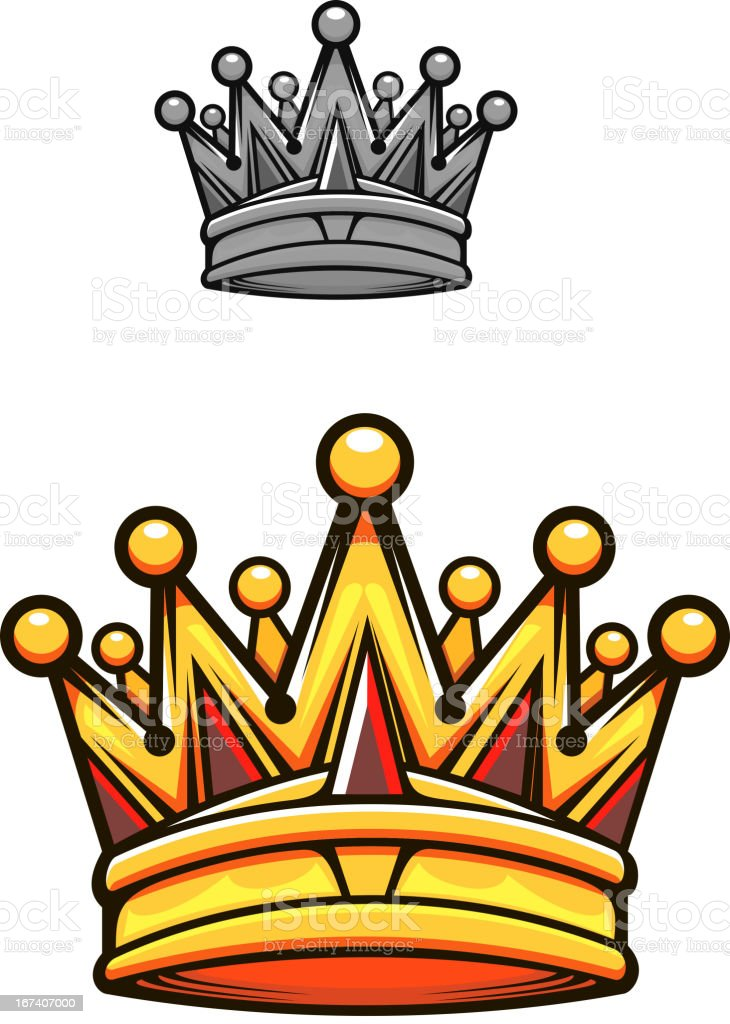 Vintage royal crown royalty-free vintage royal crown stock vector art & more images of crown - headwear