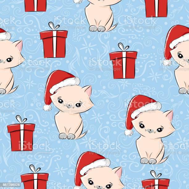 Vintage seamless christmas pattern vector vector id887298526?b=1&k=6&m=887298526&s=612x612&h=xdwcy0xpxbos3u8b7jl3has7c0q2uoghtcwmqu5mqpi=