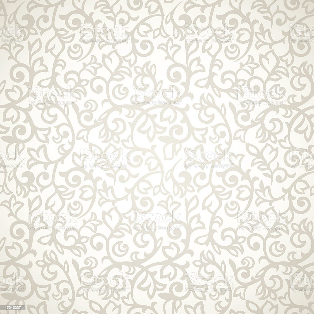 Vintage Seamless Pattern royalty-free stock vector art