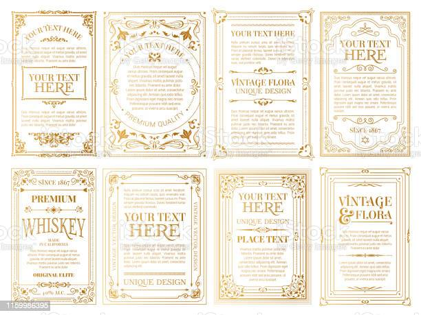 Vintage set retro cards template greeting card wedding invitation vector id1159986395?b=1&k=6&m=1159986395&s=612x612&h=tnqkodyvadhvh1shycqxzf8dckk4uxkq0ula2ziy3io=