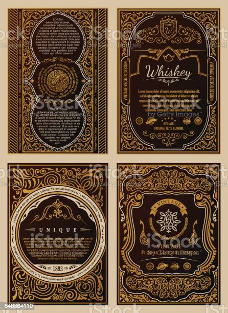 Vintage set retro cards template greeting card wedding invitation vector id646864110?b=1&k=6&m=646864110&s=612x612&h=a2ozitcdo4d5dpfcazt4sob81dsw1jm8m7cirm1fggc=