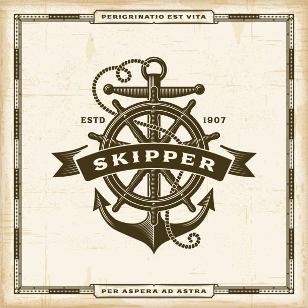 Royalty Free Seafarer Clip Art, Vector Images ...