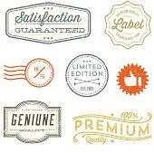 Vintage Stamp Designs