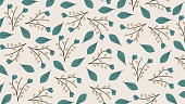 Vintage style background patterns